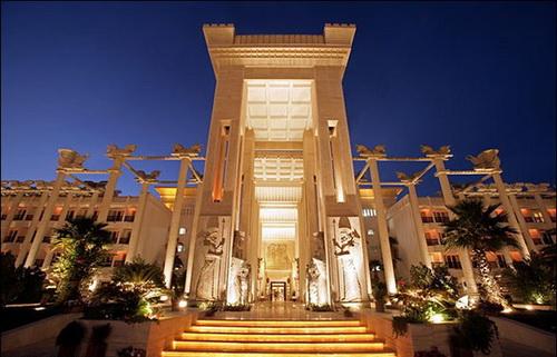 57585 516 عکس های هتل داریوش در جزیره کیش