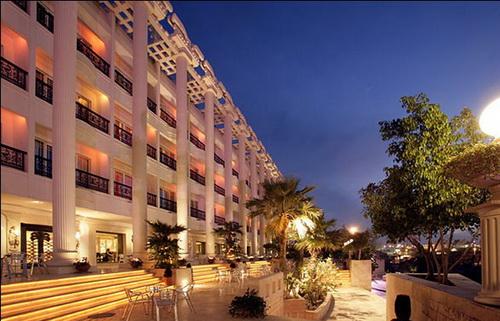 عکس   عکسهای هتل داریوش در جزیره کیش