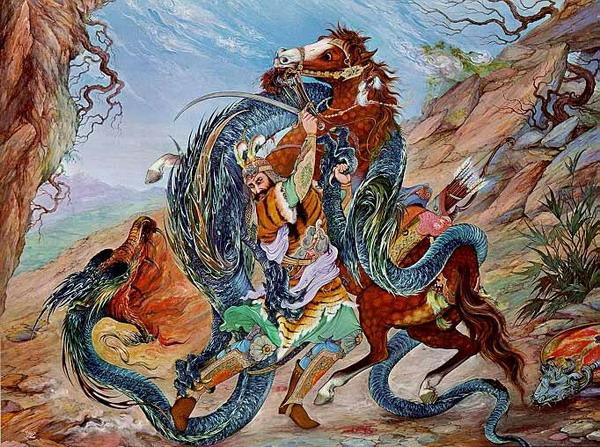 آثار نقاشی فرشچیان