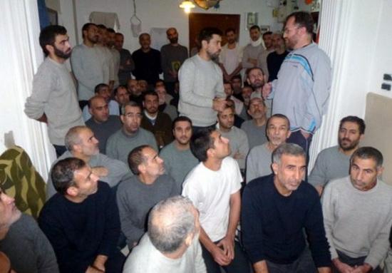 عکس و فیلم از  گروگان   های  آزاد شده  ایرانی  در سوریه