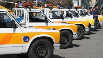 آمادگی کامل امدادخودرو سایپا جهت اجرای طرح خدمات و امداد نوروزی 1392