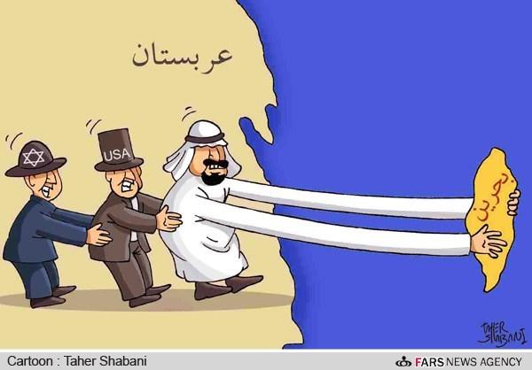 طرح الحاق بحرین به عربستان