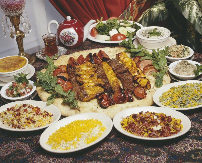 قیمت غذا در گرجستان