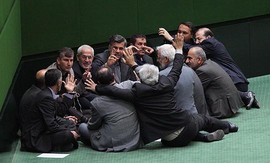 مجلس فرمایشی اراذل و اوباش اسلامی