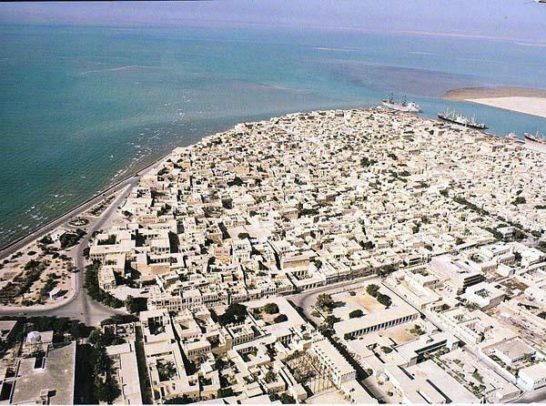 منزلگاه نخست؛ بندر مَهروبان در خلیج فارس