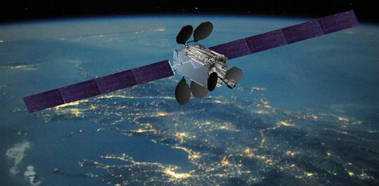 شروع به کار ماهواره Belarus Sat-1 در سال ۲۰۱۵