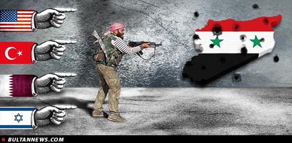 افزایش درگیری های نظامی کشورهای منطقه علیه هم و له آمریکا