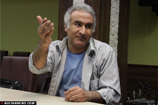بهرام ریحانی پس از تشنج به بیمارستان منتقل شد