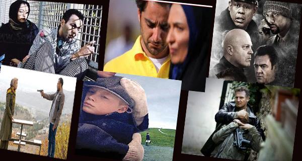 36 فیلم سینمایی، تلوزیونی و انیمیشن در تعطیلات آخر هفته