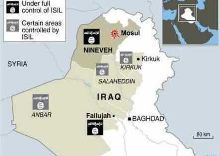 عراق در آستانه تجزیه