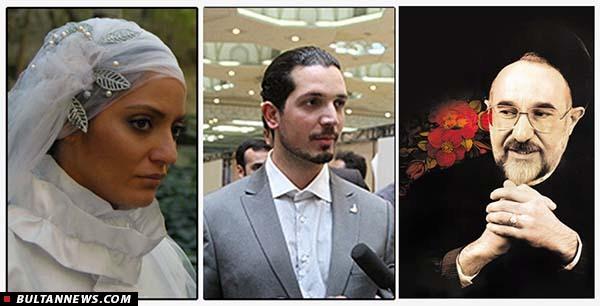 مهناز افشار ازدواج کرد