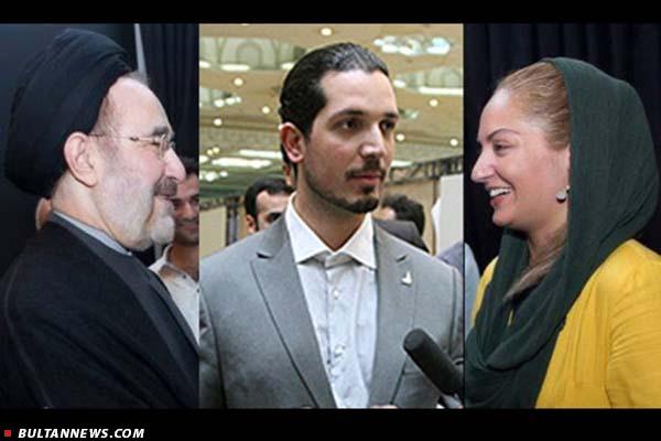 «محمدخاتمی»، «مهناز افشار» را به عقد دائم «محمدامین رامین» درآورد