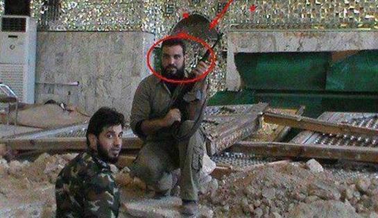 موضع مولوی عبدالحمید در مورد فتنه سوریه چه بود؟