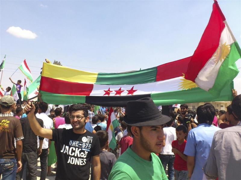 Afbeeldingsresultaat voor کردهای سوریه