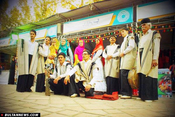 هفتۀ فرهنگی استان لرستان در خانۀ هنرمندان ایران
