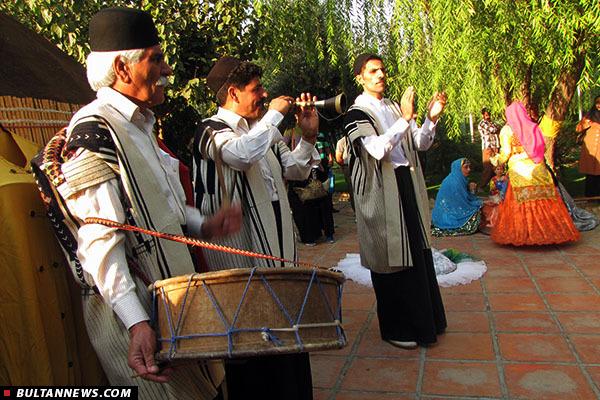 هفتۀ فرهنگی استان لرستان در تهران (+عکس)