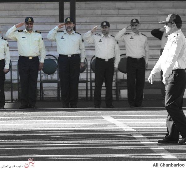 آخرین عکس سردار صادقی قبل از شهادت