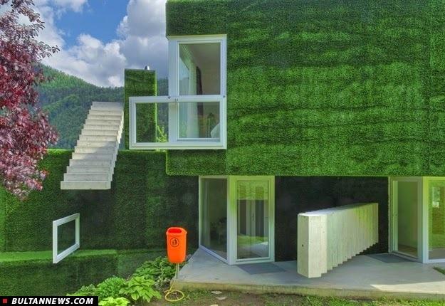 تصاویر یکی از زیباترین خانه های جهان+تصاویر