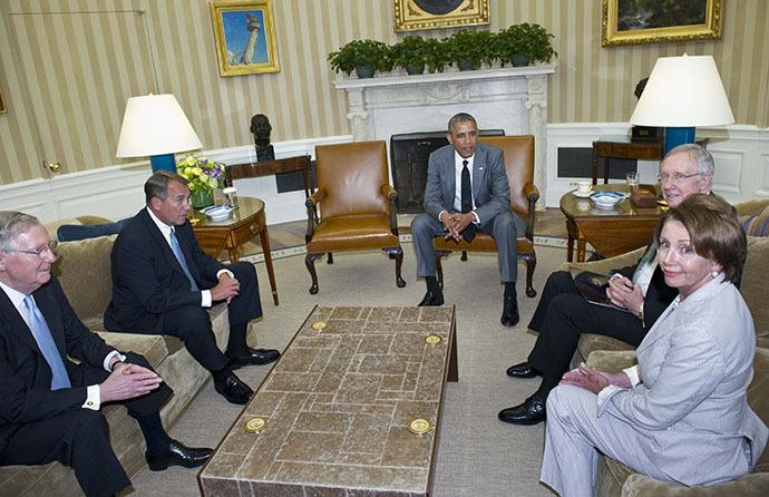 ضرب الاجل کنگره آمریکا به دولت اوباما، تا اسفندماه با ایران توافق کنید