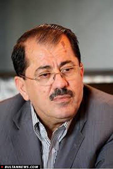اخطار حزب دمکرات کردستان به نمایندۀ اقلیم در ایران