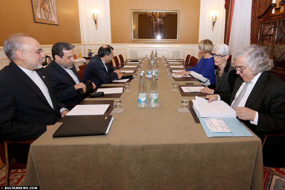 لوران فابیوس هم به نشست ظریف-کری پیوست / مذاکره فنی ایران و امریکا به ریاست صالحی-مونیز / فقدان اراده سیاسی و اظهارات ضدونقیض مقامات غربی