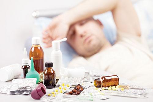 Image result for درمان سرما خوردگی