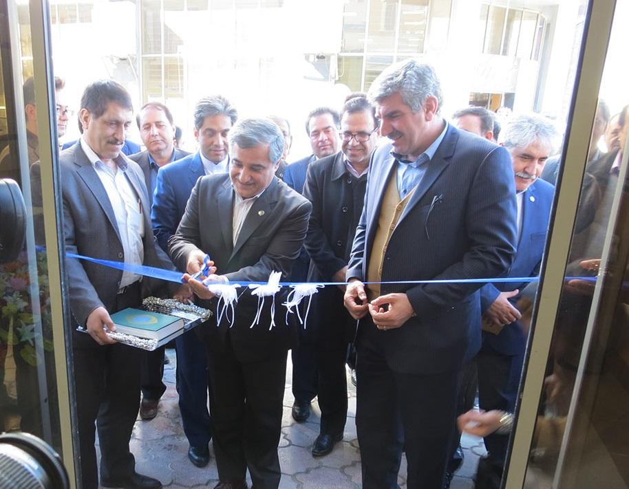 بانک تجارت اولین واحد ارزی استان ایلام را افتتاح کرد