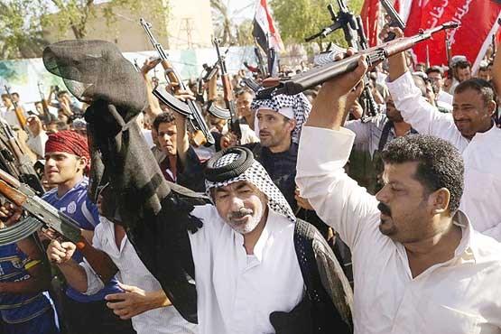 352780 108 سنی های عراق از مبارزه با داعش میگویند