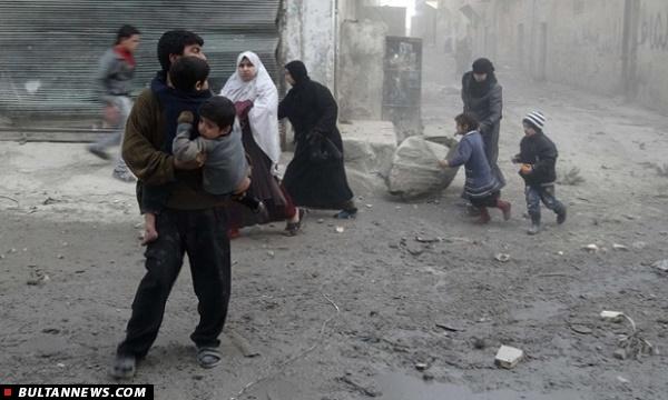 50 هزار سوری در معرض قتل عام توسط تکفیری ها