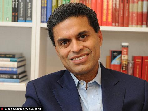 فرید زکریا: عربستان قادر نیست یک اتومبیل بسازد، چه رسد به بمب اتمی!