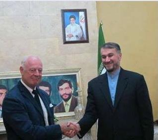 چرا دی میستورا در «بیروت» دست به دامن ایران شد؟!