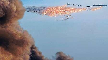 حملات روسیه به تروریستها در سوریه، زمان درست و مکان درست