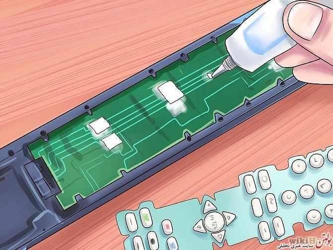 چگونه یک ریموت کنترل را تعمیر کنیم