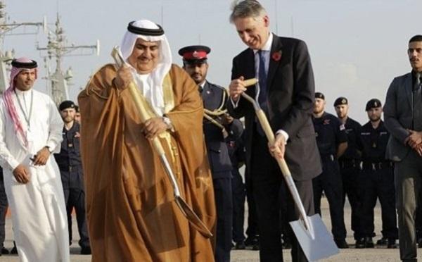 احداث پایگاه نظامی انگلیس در بحرین با افول قدرت آمریکا در منطقه