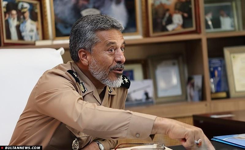 دریادار سیاری: یک فرمانده ارتش منطقه به من گفت ناوشکن جماران ماکت است؟