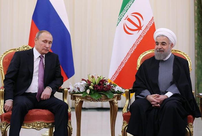 نتایج دوجانبه و منطقهای سفر پوتین به تهران