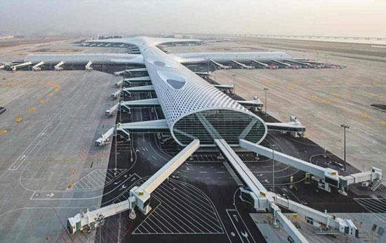 10 مورد از زیباترین فرودگاه های جهان