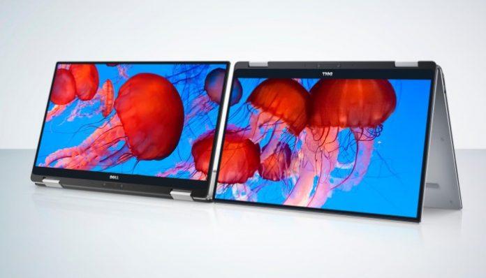 انتشار عکسهای یک دستگاه دو در یک XPS 13 در وب سایت دل