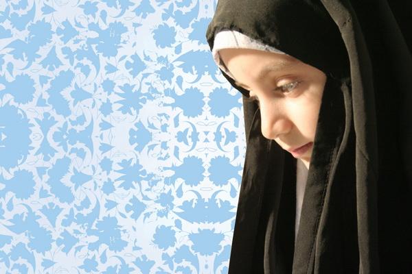 حجاب خدا نمایی است