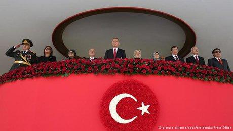 جمهوری اردوغانی یا جمهوری ترکیه؟!