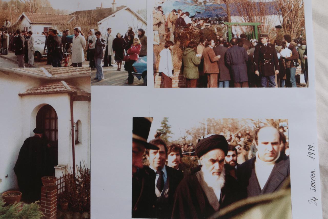 در کوچه های نوفل لو شتو + تصاویری جدید از خانه حضرت امام