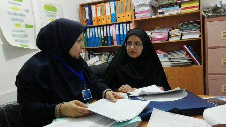 آغاز طرح پیمایش وضعیت سلامت کودکان زیر 6 سال در شهر زرقان فارس