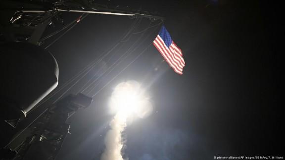 ماجرای حمله به سوریه و سردرگمی در کاخ سفید