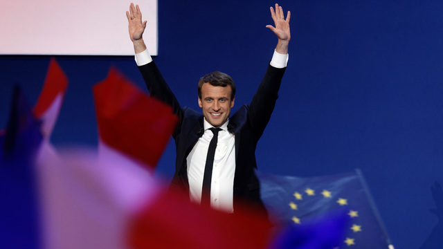 ماکرون به سوی تقویت هر چه بیشتر روابط فرانسه و با رژیم صهیونیستی گام خواهد برداشت