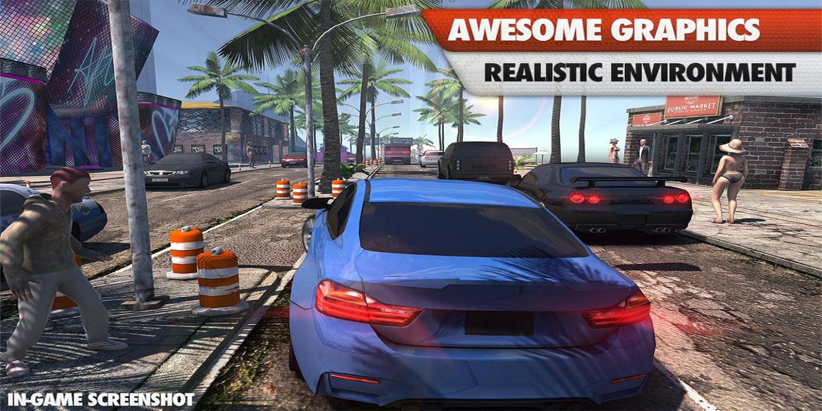 دانلود Racing Horizon Unlimited Race 1.0.8 بازی ماشین سواری ...