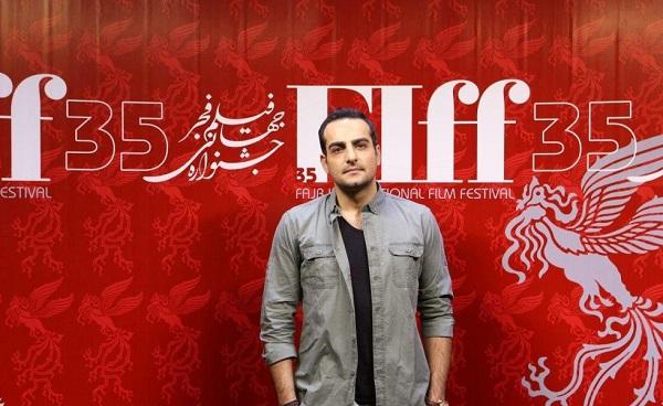 حامد کمیلی به کاخ جشنواره آمد/من دانیل بلیک اشک تماشاگران را درآورد+عکس