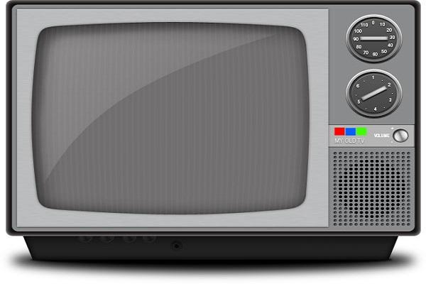 يکي تلويزيون را بيدار کند!
