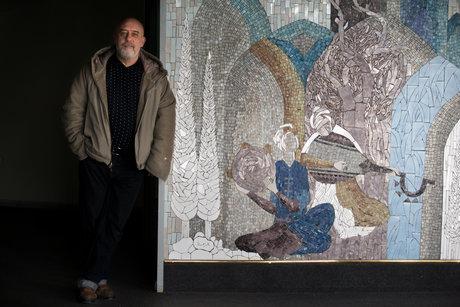 آثار کریستف رضاعی در کنسرتی اجرا میشود