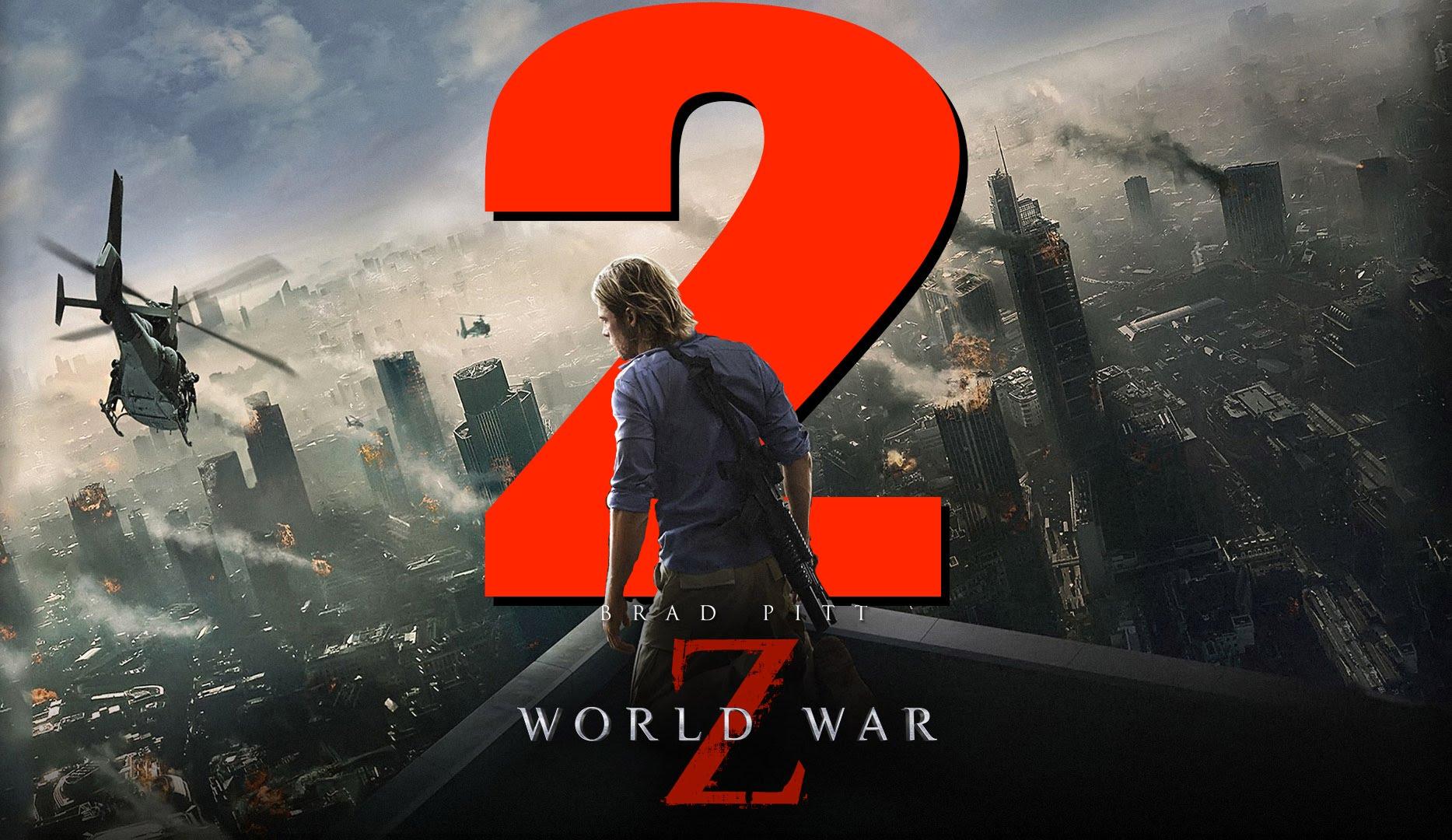ساخت جنگ جهانی علیه زامبیهای 2 قوت گرفت/بازگشت برد پیت با فیلمی هیجان انگیز+عکس