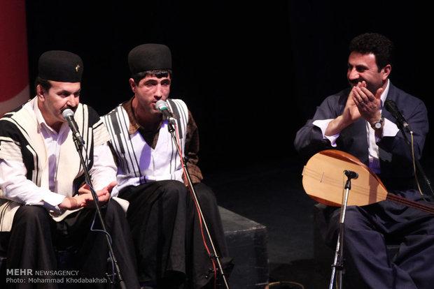 اسطوره ای ازخطه کردستان رنگ موسیقی گرفت